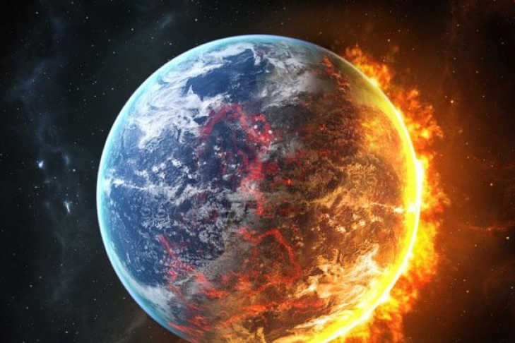 Ученые: К Земле идет смертоносное потепление