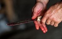 В Киевской области мужчина жестоко убил жену и пытался сжечь ее тело