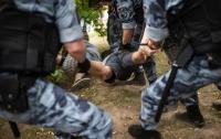 Уже более 400 человек задержаны в центре Москвы