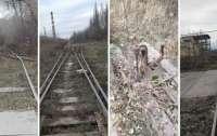 Железнодорожную ветку в Сумах