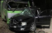 Жуткое ДТП в Балаклее: двое погибших, 11 пострадавших