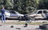 Под Винницей из-за пьяного водителя погибли два человека и пострадали дети (видео)