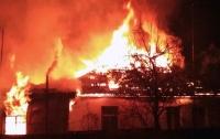 Пожар под Киевом: погибли маленький ребенок и пенсионер