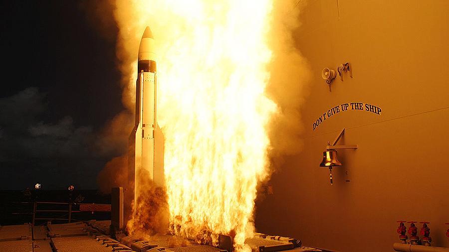 США и Япония проведут новое совместное испытание ракеты для системы ПРО