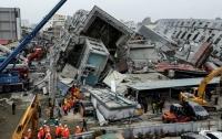 Число погибших при землетрясении на Тайване достигло 108 человек