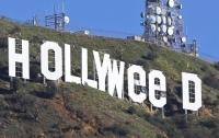 Полиция Лос-Анджелеса задержала нарушителя, который испортил надпись