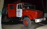 В Одессе произошел мощный пожар из-за короткого замыкания телевизора