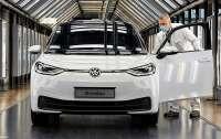 В Дрездене стартовало новое серийное производство Volkswagen ID.3