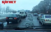 Украинское качество дорог одно из худших в мире