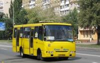 В Киеве мужчина умер после того, как его вытолкнули из маршрутки