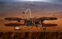 NASA посадило на Марс зонд InSight