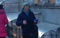 В Киеве подростки кидали петарды в открытые окна