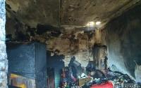 Смертельный пожар в Кривом Роге: погибла пенсионерка