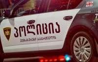Грабители напали на машину инкассации Банка Грузии