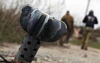 Военнослужащий подорвался на взрывном устройстве, - штаб ООС