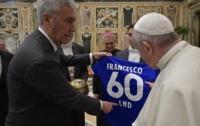 В Ватикане завелись женщины, которые играют в футбол