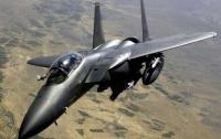 В Персидском заливе утонул истребитель F-15