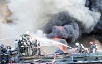 На острове Ибица всему живому угрожает чудовищный пожар