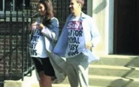 Двойники принца Уильяма и Кейт Миддлтон обманули журналистов