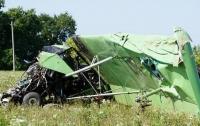 Крушение самолета под Харьковом: пилот скончался в больнице