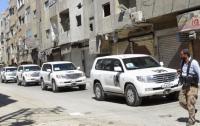 Эксперты ООН возвращаются в Сирию для поисков следов химоружия