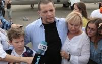 Сущенко запретили ездить в Россию 20 лет