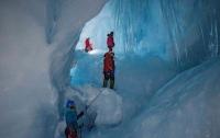 Украинцы в Антарктиде обнаружили странную находку