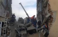 Назвали причину обвала дома в Дрогобыче