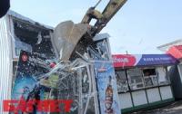 Столичная власть настроена освободить Киев от «наливаек» и МАФов с шаурмой
