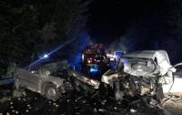 Чудовищное ДТП под Запорожьем: водители погибли на месте