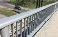 Устал: на Харьковщине рухнул мост