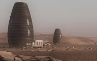 Американские архитекторы уже напечатали домики для жизни на Марсе (видео)
