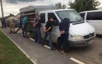На Житомирщине задержана банда рэкетиров
