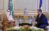 Порошенко предложил Саудовской Аравии принять участие в приватизации в Украине