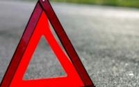 На Прикарпатье мотоцикл врезался в столб, водитель погиб