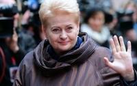 Президент Литвы предсказала Украине