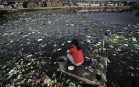 В Бердичеве незаконно сбрасывали сточные воды в реку Гнилопять