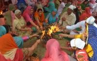 В Индии во время свадьбы погибли восемь человек