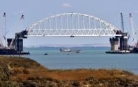 Россия близка к завершению строительства моста в Крым, - The Guardian