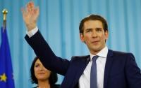 Канцлер Австрии выступил за поэтапную отмену санкций против России