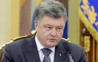 Порошенко заявил о получении данных о российском вмешательстве в выборы в Украине