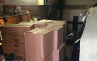 В Запорожье запретные товары доставляли курьеры (видео)