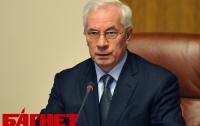 Азаров создал специальную комиссию для организации похорон Джарты