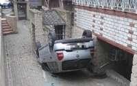 ДТП в Одессе: авто перевернулось на пятилетнего ребенок