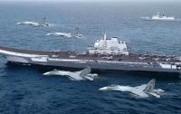 Первый китайский авианосец встревожил Тайвань