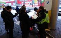 В Киеве задержали банду грабителей автозаправки