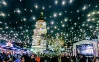 Чем заманивают киевлян и гостей на Новый год в столице