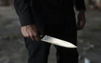 Под Киевом мужчина зарезал свою женщину и пытался ее сжечь