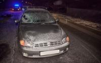 Жуткая авария в Днепре: погибла женщина (видео)