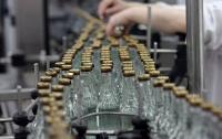 Украина сократила производство водки